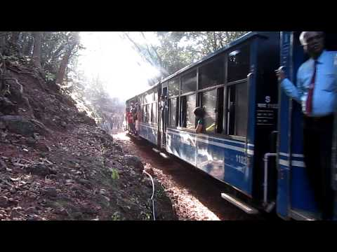 Hill railway! Best tourist attraction close to Mumbai. Matheran - Neral train