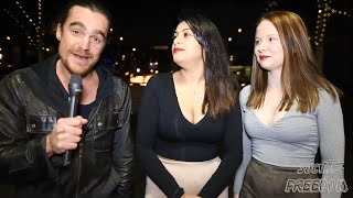 Asking Couples About Their Fetishes - Sexual Questions - Street Interviews Prank