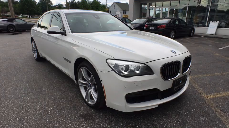 2013 bmw 750li xdrive baltimore towson catonsville silver spring rockville md p00546 youtube. Black Bedroom Furniture Sets. Home Design Ideas