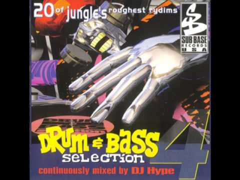 DJ Hype -Drum & Bass Selection 4-part 1
