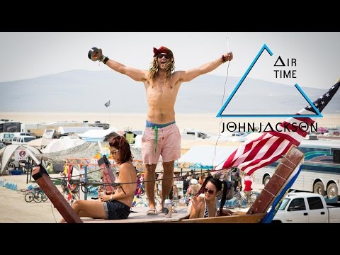 John Jackson's 'Air Time' EP 4 Burning Man | TransWorld SNOWboarding