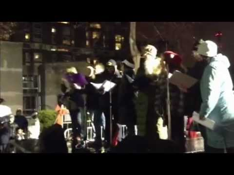 Roosevelt Island Tree Lighting Ceremony Introduction And Welcome