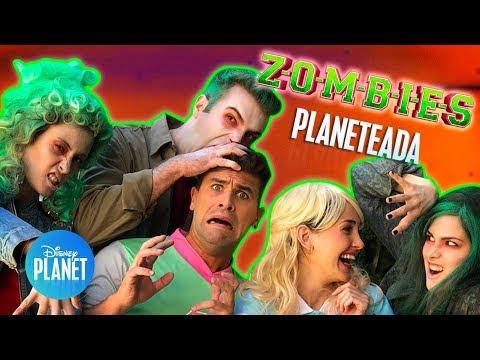 ZOMBIES Planeteada   Disney Planet