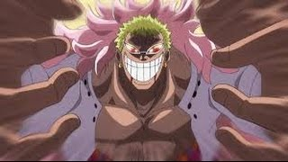 "One Piece Doflamingo's Devil Fruit ""AWAKENING"" Vs GEAR FOURTH! One Piece 727 English Sub [HD]"