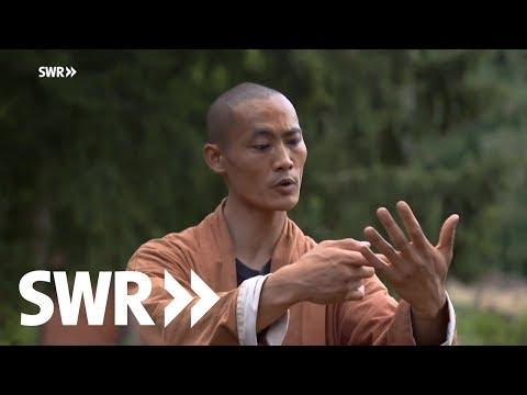 Kloster auf Zeit - Eine Woche als Shaolin-Mönch | SWR Mensch Leute