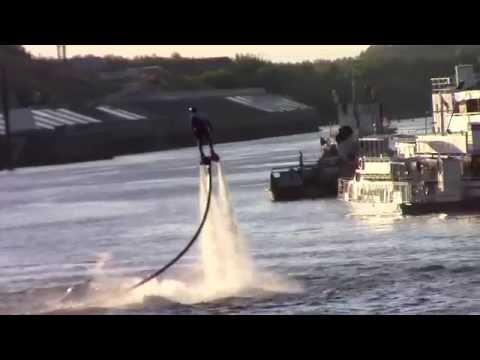 Фестиваль водных видов спорта. Тюмень. День города