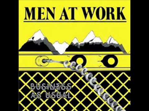 I Can See It In Your Eyes- Men At Work