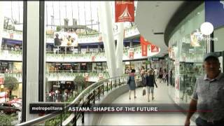 Astana, reflet des ambitions du Kazakhstan