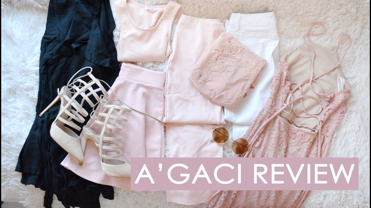 885df48f67b A gaci Clothing Review    Haul   Try-on    New Favorite store - YouTube