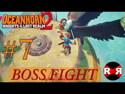 Oceanhorn 2: Knights Of The Lost Realm - Apple Arcade - 60fps TRUE HD Walkthrough Gameplay Part 7