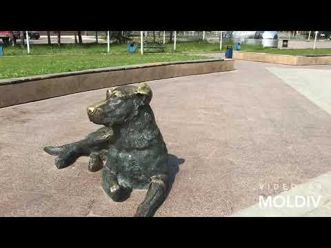 НИЖНЕВАРТОВСК/ПЛОЩАДЬ НЕФТЯНИКОВ/ФОНТАН