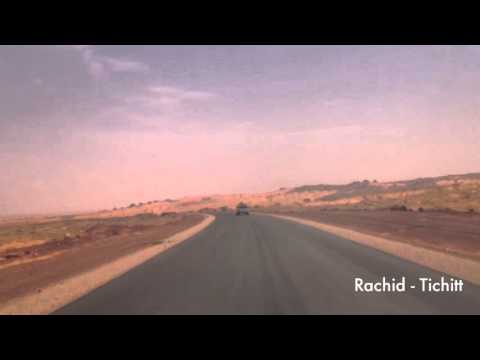 Rachid-Tichitt (Mauritania) in Time Lapse