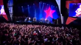 Rage Against The Machine - Bombtrack (Live in London 2010)