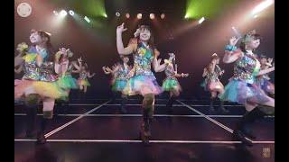 VRでNMB48を体感!劇場公演を最前列センター席からVRで撮ってみた (小嶋チームBII 2番目のドア公演「法定速度と優越感」) / NMB48[公式]