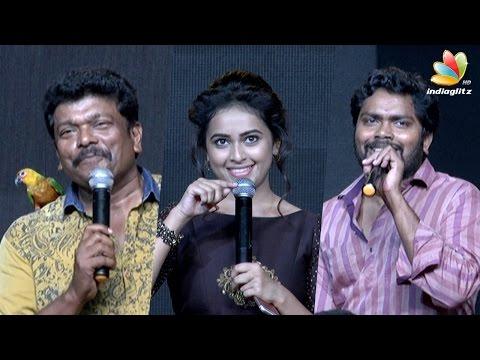 Maaveeran Kittu resembles Porali Thileepan : PA Ranjith, Sri Divya Speech @ Teaser Launch