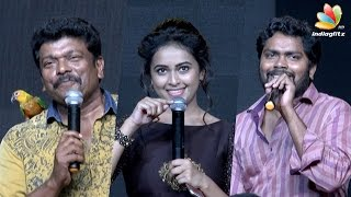 Maaveeran Kittu resembles Porali Thileepan : PA Ranjith, Sri Divya Speech @ Teaser Launch