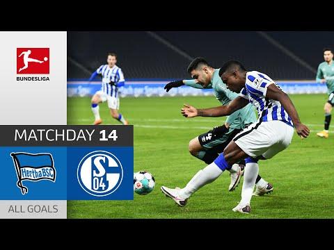 Strong Hertha with 3 Goals! | Hertha Berlin - FC Schalke 04 | 3-0 | All Goals