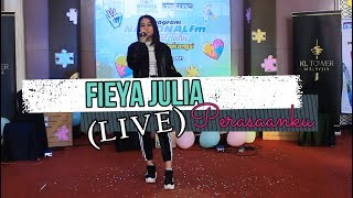 Fieya Julia - Perasaanku (Live at KL Tower Nasional FM)