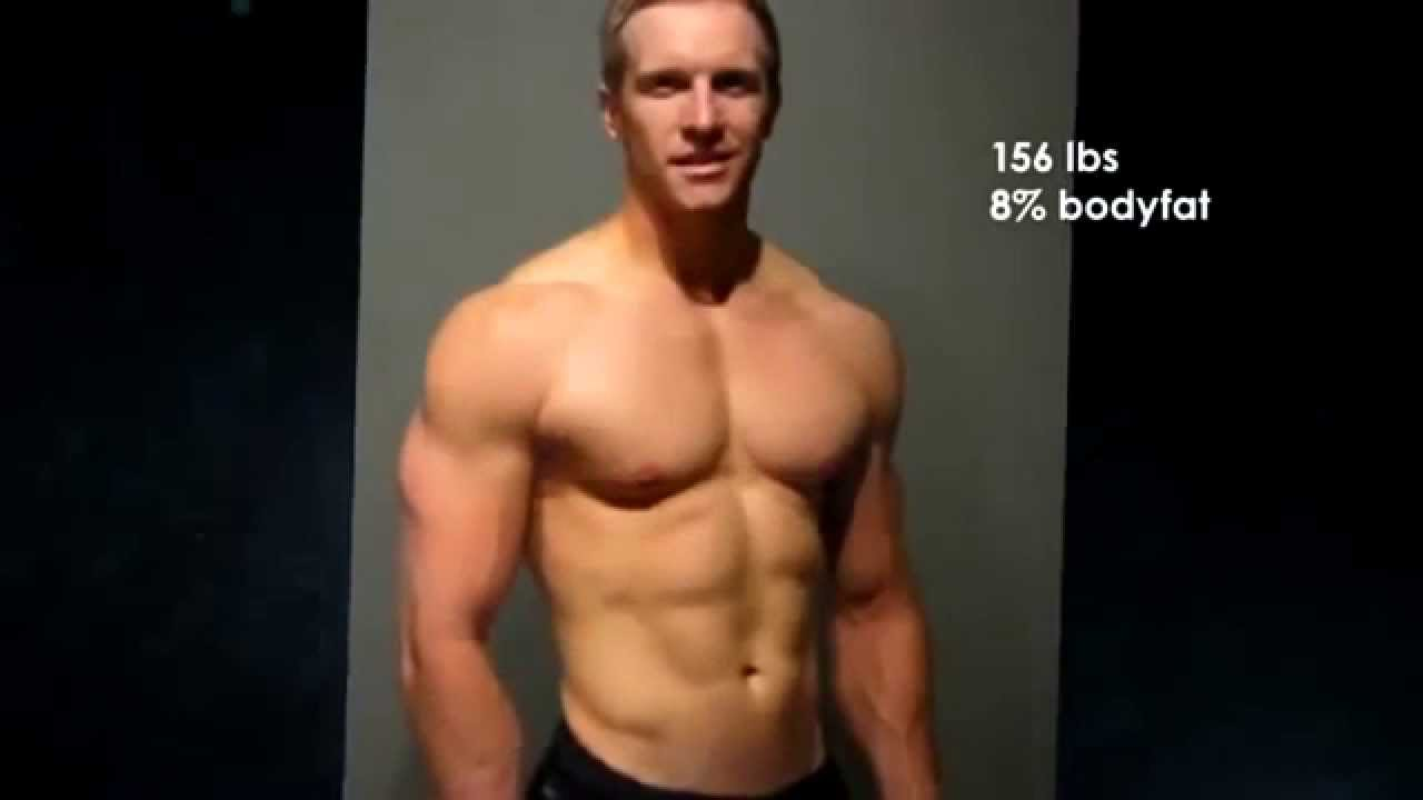 100 Body Transformation - Is this guy Natty? - YouTube