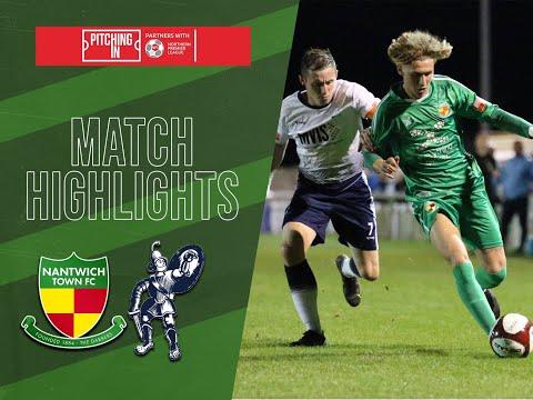 Nantwich Matlock Goals And Highlights