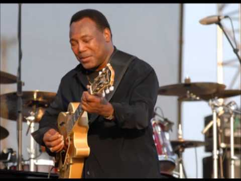 George Benson Breezin Backing Track