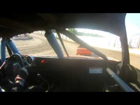 7 11 2015 Lebanon Valley Speedway Purestock FEATURE WIN