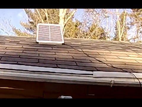 wood shed solar upgrade, diy solar lighting