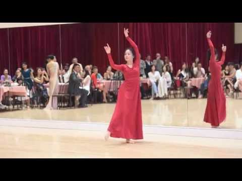 Crystal Dinner and Dance - Dong Mei - Contemporary Solo