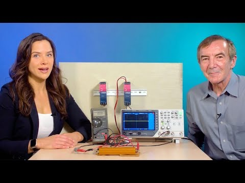 Product Demo Of TRACO Power TIB Series AC-DC Power Supply — Allied Electronics & Automation
