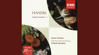 Organ Concerto No. 9 in B Flat, Op.7