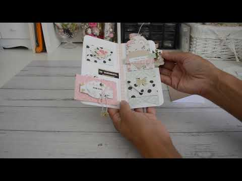 6x6 Paper | Snailmail/Happymail Flipbook Project Idea | Fun And Simple To Make