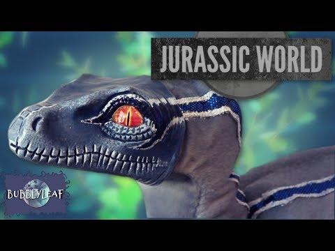 Blue From Jurassic World || ArtDoll Tutorial