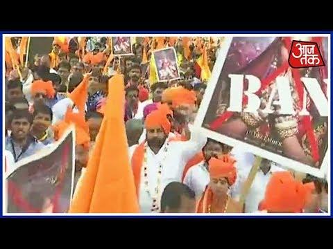 Rajput Groups Protest Against Movie Padmavati In Bengaluru