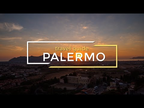 WOW air travel guide application - PALERMO (SICILY)