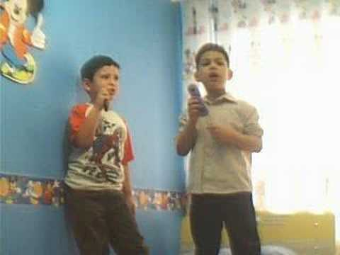 """Taner and Bora sings """"Affet"""""""