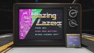 Blazing Lazers (TurboGrafx-16, 1989) - Video Game Years History