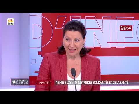 Best Of Territoires d'Infos - Invitée politique : Agnès Buzyn (19/04/19)