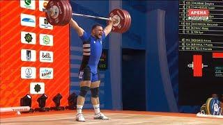 2018 World Weightlifting Championships. men 102kg \ Чемпионат мира мужчины до 102кг