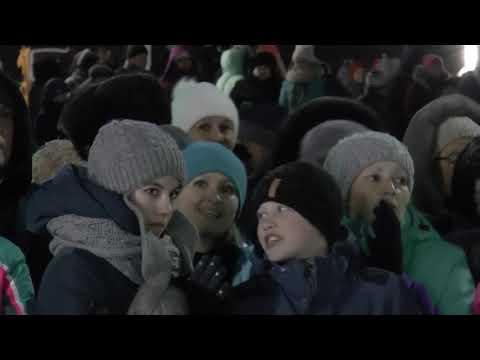 Мензелинск встречает Новый год