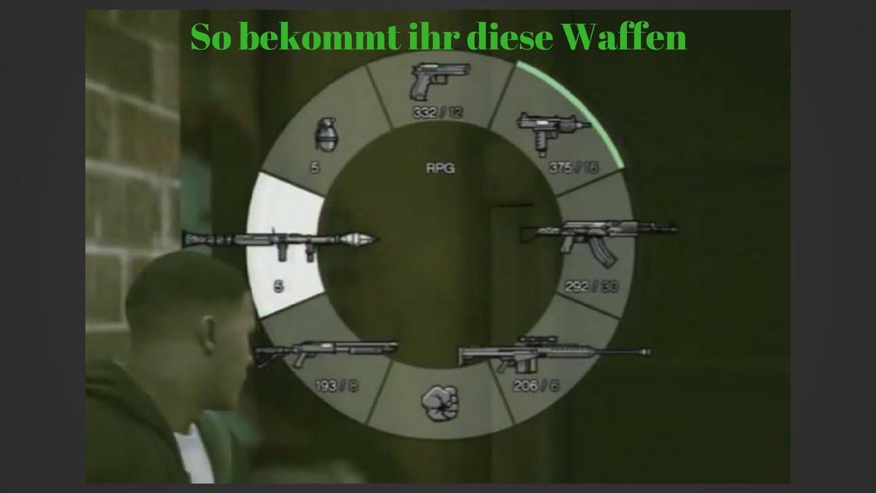 Gta 5 Waffen Cheat