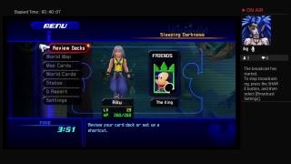 Let's Stream Kingdom Hearts Re:Chain of Memories Part 12.1 - Riku Story Part 3