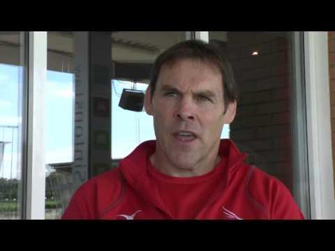 John Wells on new Falcons deal