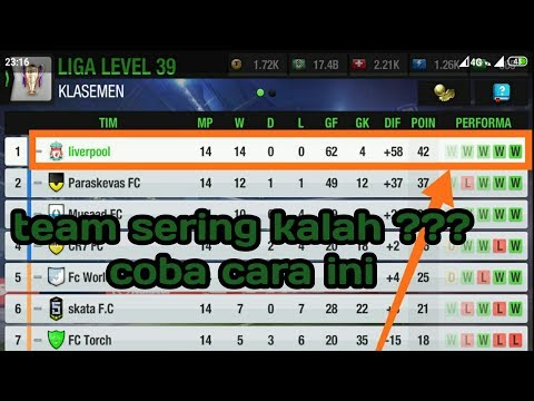 Tips Supaya Menang Terus Di Top Eleven 2019