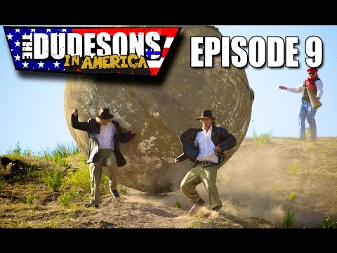 Indiana Jones in Real Life! - Dudesons In America Episode 9