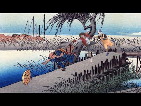 ザ・リーサルウェポンズ『東海道中膝栗毛』THE LETHAL WEAPONS - Ukiyo-e Road Movie [EngSub]