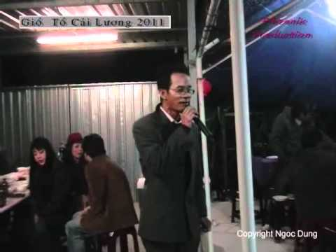 Giổ Tổ Cải Lương 2012, vọng cổ Đàn ca tài tử