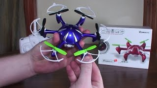 Eachine - X6 Mini Hexacopter with Camera - Review and Flight