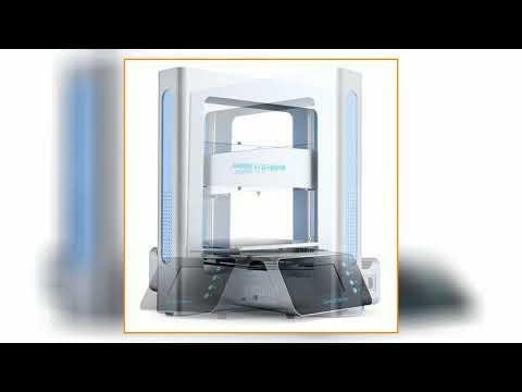 JGAURORA A3S Fully Metal LCD Display Control DIY 3D Printer