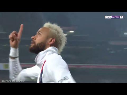 Neymar Pays Homage To Late Kobe Bryant After Scoring | Lille Vs PSG