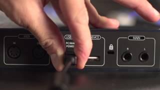 PreSonus AudioBox i Series QSG, Part 2 of 6: Interface Overview, en Français